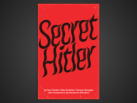 Board Game Poster Series – #7 Secret Hitler