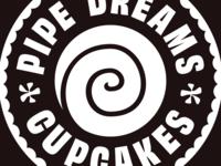 Pipe Dreams Cupcakes logo