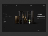 The Dreamer Landing Page I 01