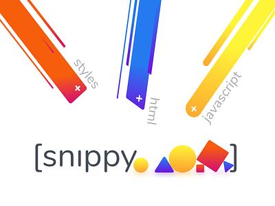 Banner for Snippy WordPress Plugin jquery javascript short code freebie plugin shortcode wordpress