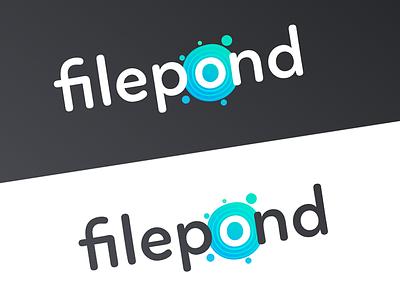 Filepond Logo pond upload file filepond logo