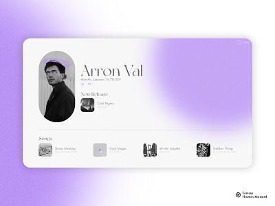 Vinyl website ux web design webdesign graphic design design