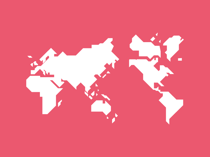 World map by johan rosell dribbble gumiabroncs Gallery