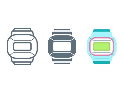 G-Shock Icon 90s retro digital watch wrist watch g-shock watch