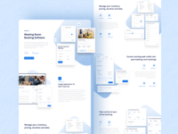 Meeting Room Booking Software - Case Study