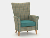 Chelford Chair - CGI Product Render