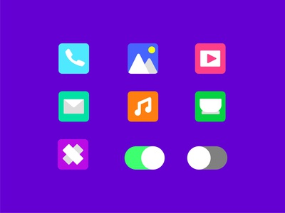 Icon Set library pattern library systems symbol icon symbol design user interaction user interface design user experience userinterface graphics designer ui product branding app icon design app design system icon system design icons iconography