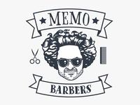 Barber Shop Logo (in progress)