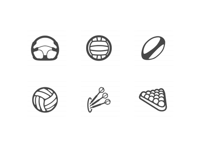 Sports Icons 2 icon icons sport sports football cricket basketball boxing basebal rugby
