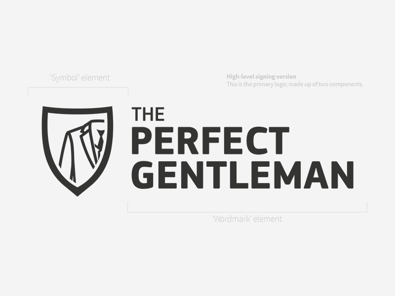 The Perfect Gentleman logo
