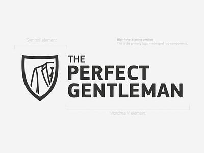 The Perfect Gentleman logo