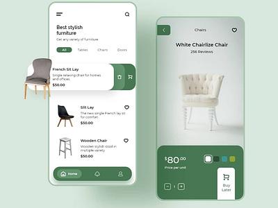Interior App illustraion interaction onboarding userexperience appdesign webdesign interior userinterface web uidesign app adobexd uiux ui graphics design ux