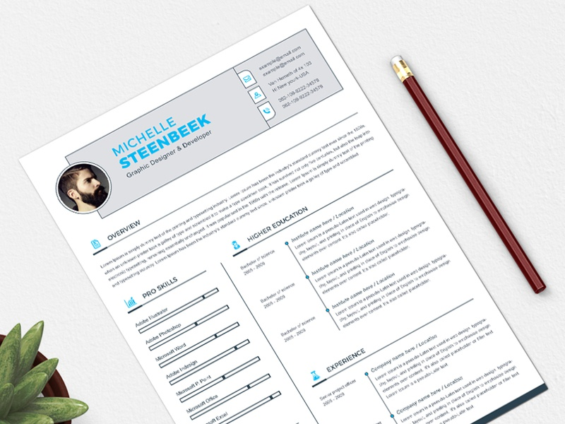 Resume resume cv resume creative cv doc cv resume design resume template resume a4 cv template resume clean professional modern resume elegant resume cv clean clean resume professional resume