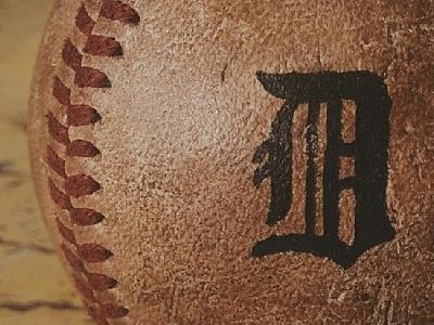Summer Games baseball pen letter type d