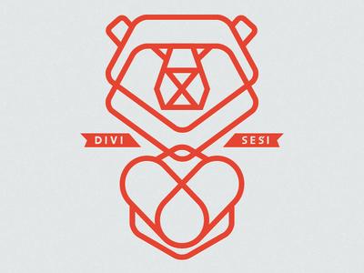 Two Six logo (divi seši) 05