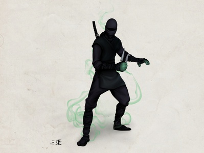 Feudal Japan,Ninja