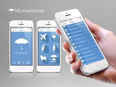 My insurances