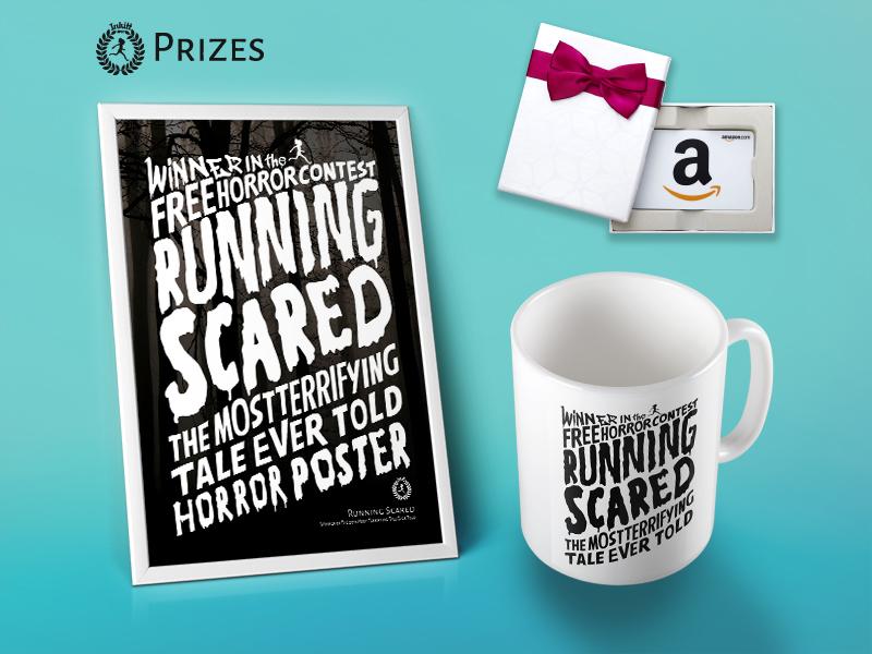 Prizes  poster mug mockup prizes