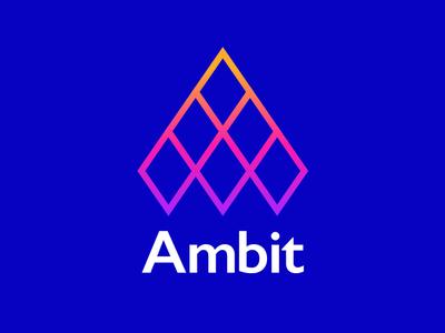 Ambit Games ambitgames gamelogo logotype games ambit