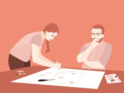 UX workshop clients people work ux design uxdesign workshop