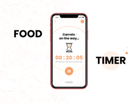 Countdown timer Daily UI 14