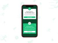 Pop up / overlay Daily UI