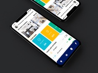 Home Monitoring Dashboard Daily UI
