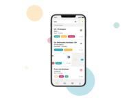 Job listing | Daily UI