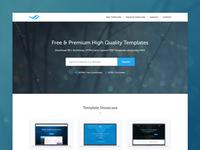 TemplateOcean Homepage