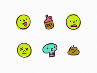 Spoiled Icons