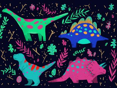 Neonsaurs
