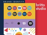 Brand Identity / Britto Studio