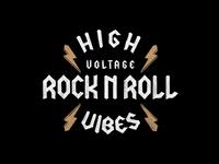 Typography_High Voltage