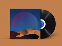 CD Cover design_MOON