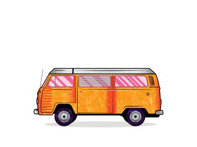 VW VAN_Illustration