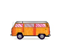 VW VAN_Illustration