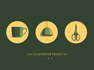 Flat Illustration_V1