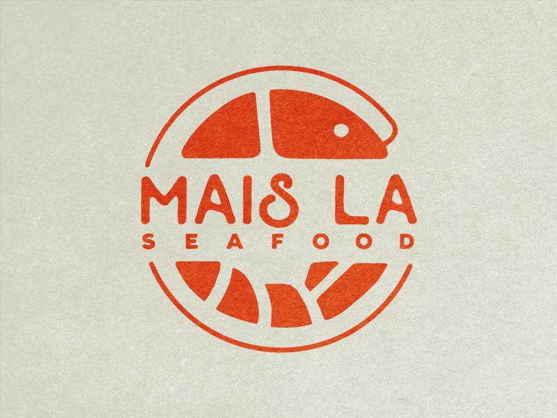 Mais La Seafood Logo take 2