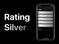Rating 2.0 Mockup