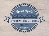 Grand Rapids International Hostel Logo