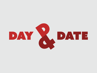 Day & Date - Proposal 3/3