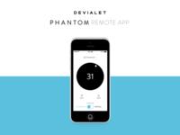 Devialet Phantom Remote App