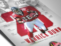 Warrick Dunn Ring of Honor