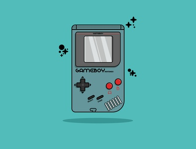 Old Gameboy