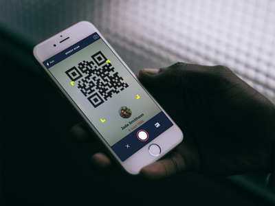 Access your ID from your phone android ux ui ios app nightlife lifestyle id scanner