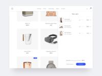 Design Shop - Cart