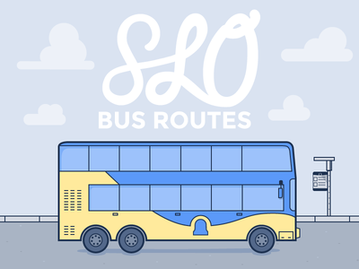 SLO Bus Routes