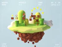 Mario的小岛