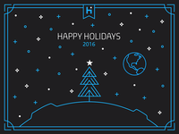 Happy Holidays - 2016