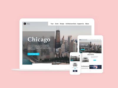 Responsive Web Design webdesign illustration web designer branding mock up responsive design responsive web deisgn wireframe ui typography ux ux design user center design interface design